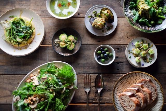 ダイエットを成功させる食事メニューの画像