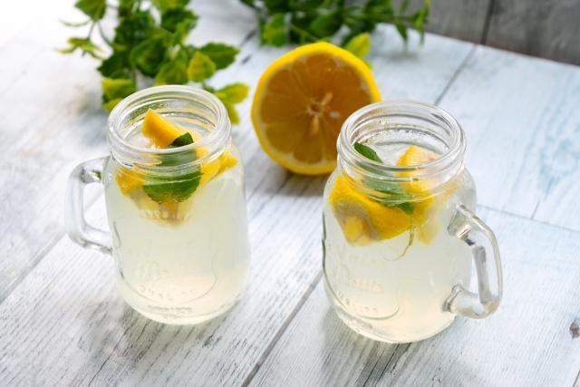 炭酸水で食事の量を減らすの画像