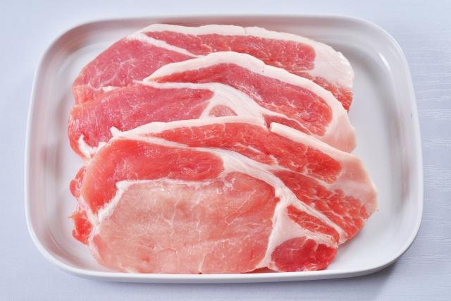 豚肉の画像