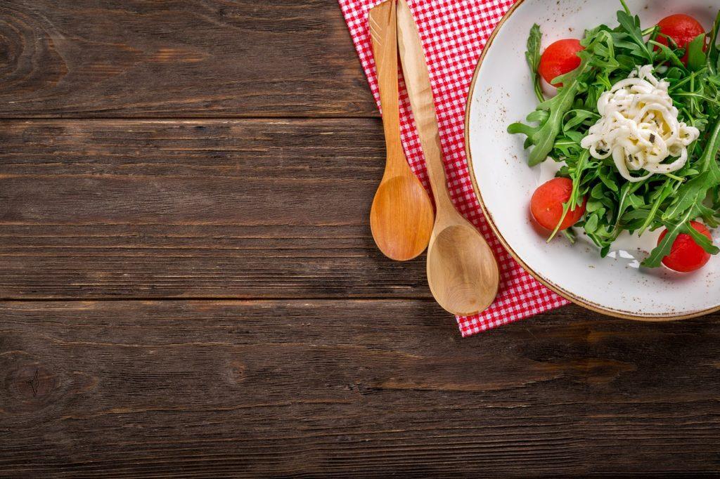 ウエストを引き締めるための食事の画像