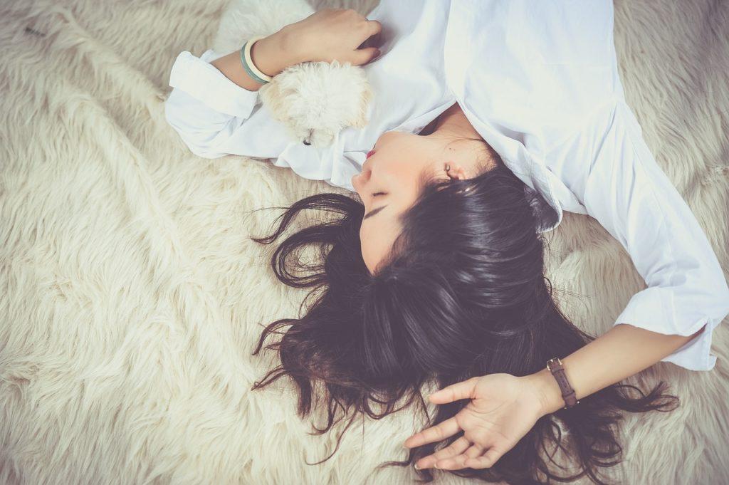 良質な睡眠をとるためのポイントの画像