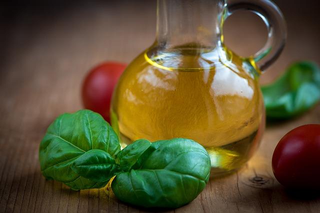 植物性の油の画像