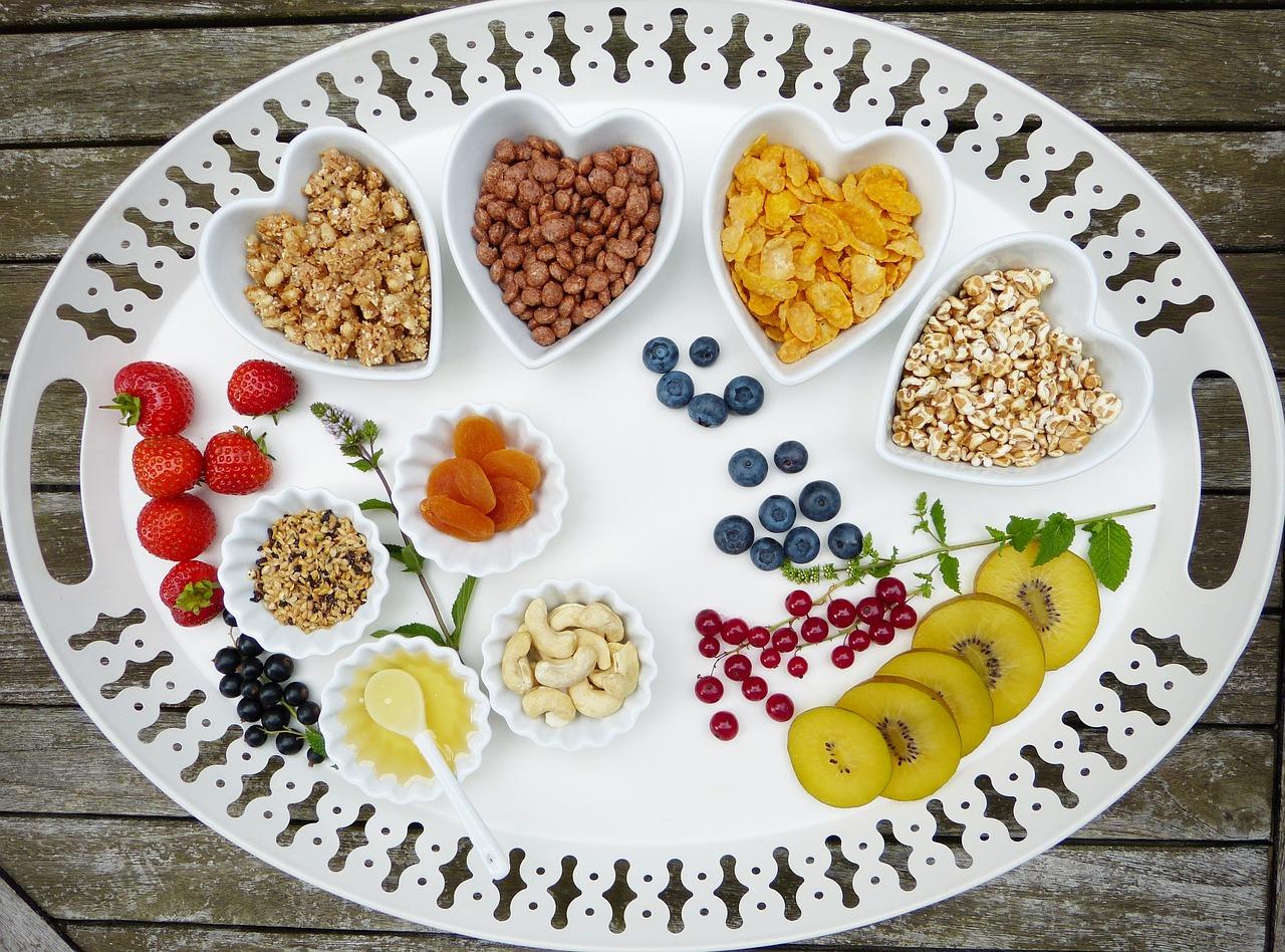 短期間で痩せるための食事の画像
