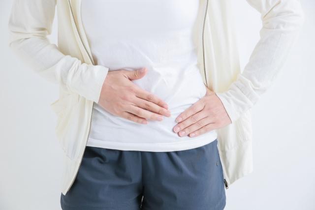 お腹の脂肪を減らすマッサージの画像
