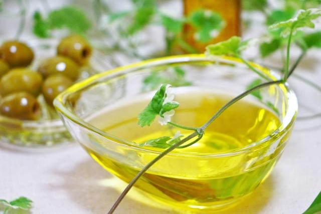 植物性油の画像