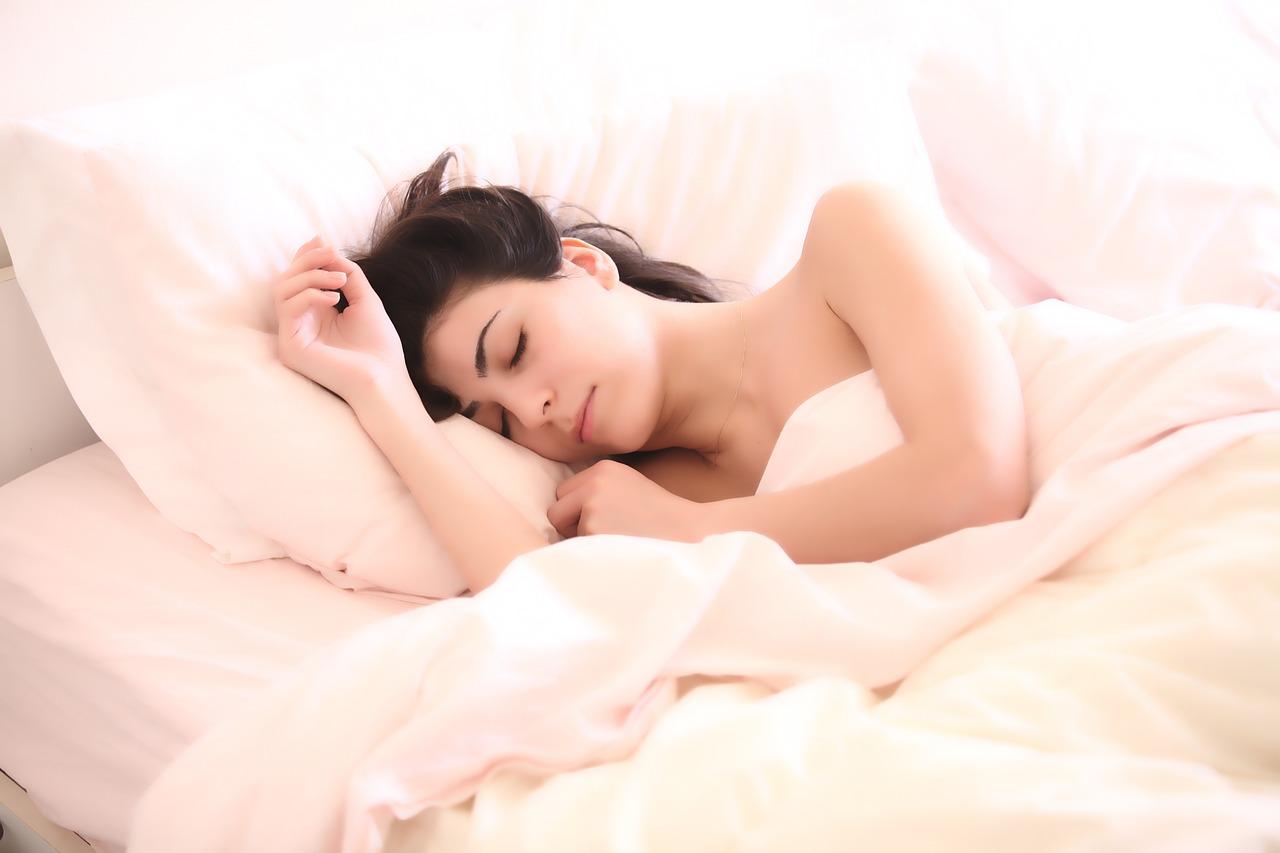 運動後の食事と睡眠も大切の画像