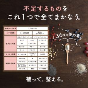 ファスタナ栄養素の画像