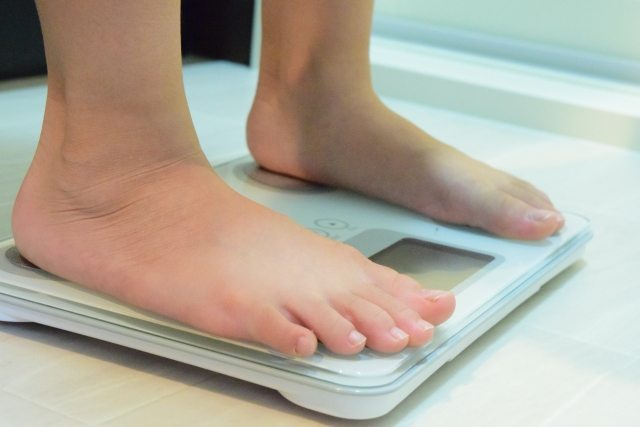 驚きの効果①無理なく体重を落とせるの画像