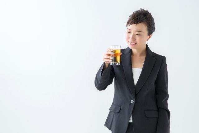 ビールなどのアルコール類と混ぜても良い!?の画像