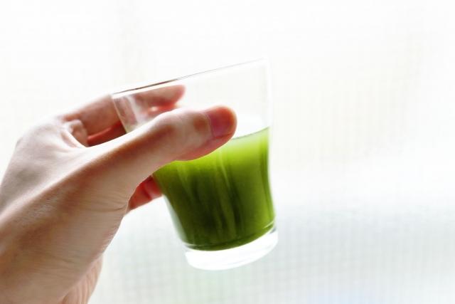 青汁がさらに飲みやすくなる方法の画像